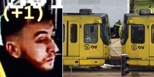 Gökmen Tanis/spårvagn i Utrecht. TT