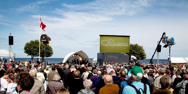 Folkemødet. Wikipedia