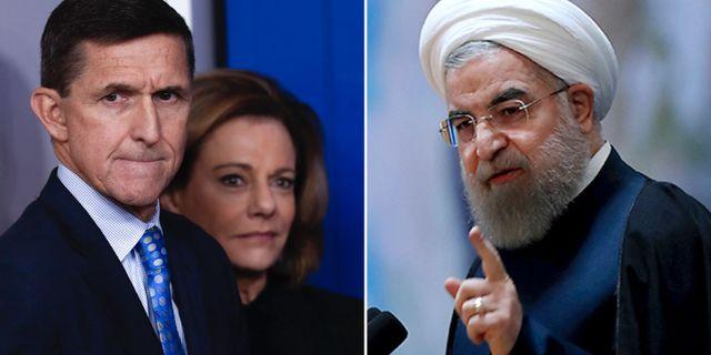 Usa ifragasatter irans president