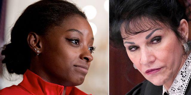 Forsta kvinnliga domaren i the championship