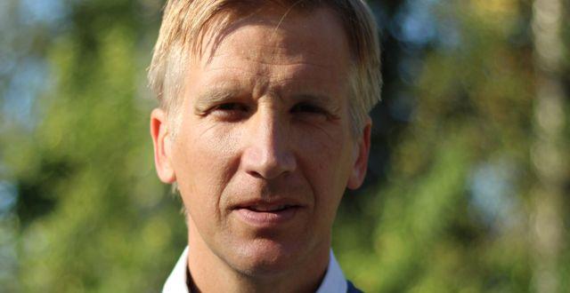 Magnus Nikkarinen, näringspolitisk expert på branschorganisationen Svensk Handel.  Svensk Handel