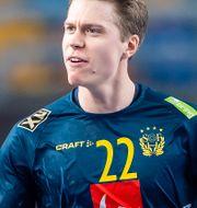 Lucas Pellas.  MATHIAS BERGELD / BILDBYRÅN