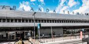 Arlanda flygplats.  Tomas Oneborg/SvD/TT / TT NYHETSBYRÅN