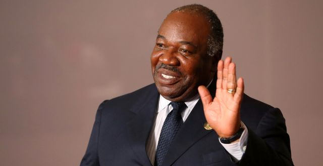 Gabons president Ali Bongo. Mike Hutchings / TT NYHETSBYRÅN