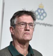 Statsepidemiolog Anders Tegnell. Claudio Bresciani/TT / TT NYHETSBYRÅN