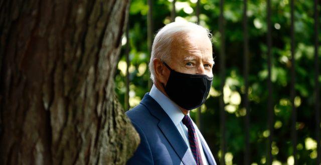 Joe Biden. Matt Slocum / TT NYHETSBYRÅN