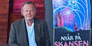 Krister Henriksson  Alexander Larsson Vierth/TT / TT NYHETSBYRÅN