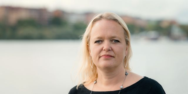 Anna Karin Hildingson Boqvist.  Jonas Malmström / Fotograf Jonas Malmström