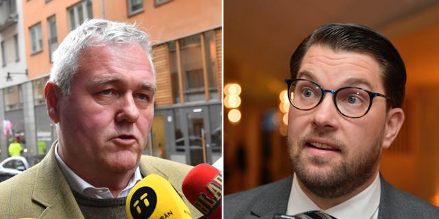 Jonsson och Åkesson. TT