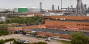 Preemraff, Preems oljeraffinaderi i Lysekil Thomas Johansson/TT / TT NYHETSBYRÅN