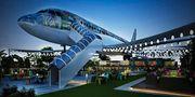 Hawai Adda är Punjabs första flygplansrestaurang, Hawai Adda