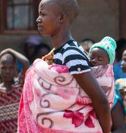 Kvinnor i Malawi. Arkivbild.  Dominic Lipinski / TT NYHETSBYRÅN