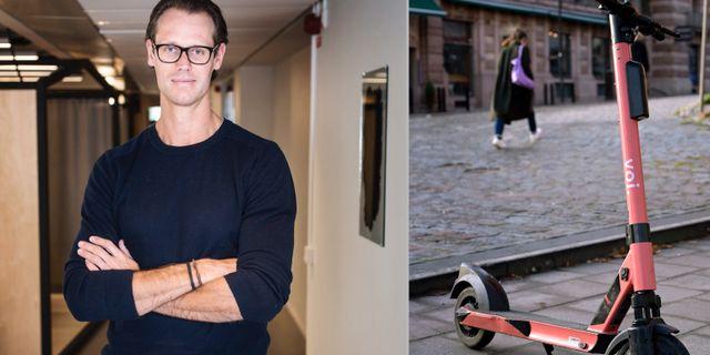 Jacob de Geer Anders Ahlgren/SvD/TT och Janerik Henriksson/TT