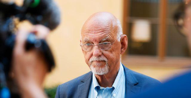 Hans Dahlgren (S). Nils-Petter Nilsson / TT / TT NYHETSBYRÅN