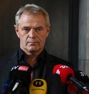 Jens Møller Jensen. Johan Nilsson/TT / TT NYHETSBYRÅN