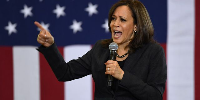 Kamala Harris.  Ethan Miller / GETTY IMAGES NORTH AMERICA