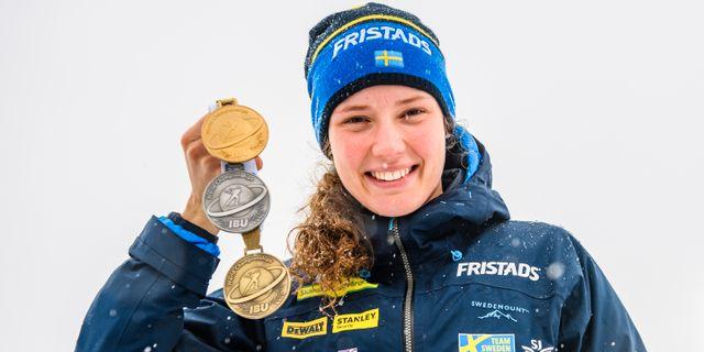 Hanna Öberg.  PETTER ARVIDSON / BILDBYRÅN