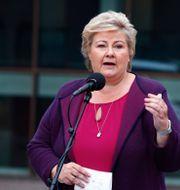 Solberg Terje Pedersen / TT NYHETSBYRÅN