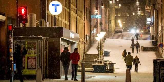 Stockholmsborsen i gar fortsatt svajig stockholmsbors