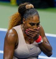 Serena Williams Seth Wenig / TT NYHETSBYRÅN