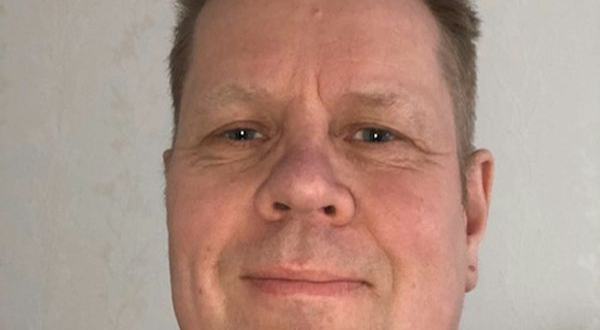 Björn Ranweg driver taxibolaget Cab o Co i Borås Privat