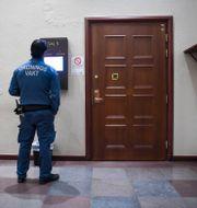 Arkivbild. Häktningsförhandlingen i Stockholms tingsrätt. Fredrik Sandberg/TT / TT NYHETSBYRÅN
