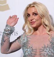Britney Spears, 2017. Rich Fury / TT NYHETSBYRÅN