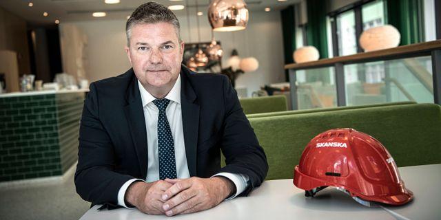 Anders Danielsson. Arkivbild. Malin Hoelstad/SvD/TT / TT NYHETSBYRÅN