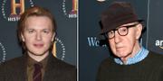 Ronan Farrow och Woody Allen TT