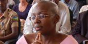 Victoire Ingabire.  Shant Fabricatorian / AP