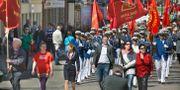 Arkivbild på demonstrationståg i Malmö  Drago Prvulovic / TT / TT NYHETSBYRÅN
