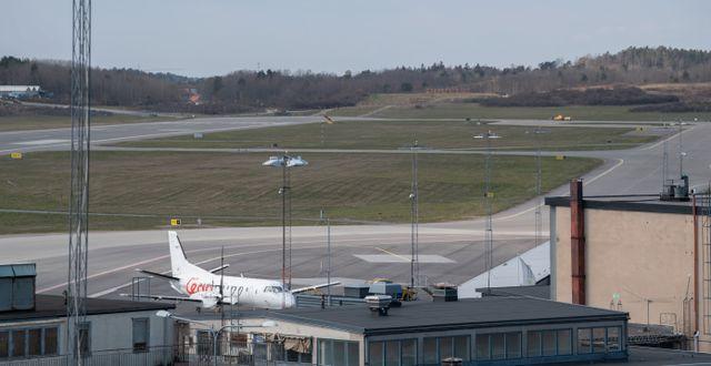 Bromma flygplats. Fredrik Sandberg/TT / TT NYHETSBYRÅN