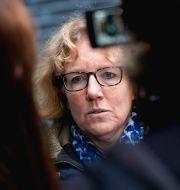 Skånes smittskyddsläkare Eva Melander. Johan Nilsson/TT / TT NYHETSBYRÅN
