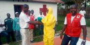 Ebola i Kongo-Kinshasa. Karsten Voigt / TT / NTB Scanpix