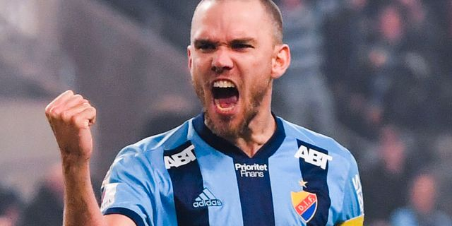 Marcus Danielsson.  SIMON HASTEGÅRD / BILDBYRÅN