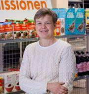 Åsa Domeij, hållbarhetchef på Axfood.  Stefan Nilsson