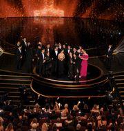 Från nattens Oscarsgala. Chris Pizzello / TT NYHETSBYRÅN