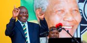 Cyril Ramaphosa, ordförande i ANC. MIKE HUTCHINGS / TT NYHETSBYRÅN