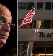 Arkivbilder: Blackrocks vd Larry Flink TT