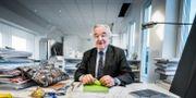 Sven Hagströmer är ordförande i Creades.  Magnus Hjalmarson Neideman/SvD/TT / TT NYHETSBYRÅN