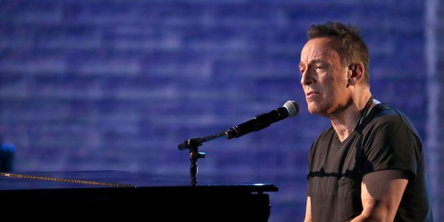 Bruce Springsteen. Michael Zorn / TT NYHETSBYRÅN