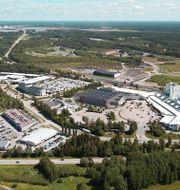 Pressbild: Arlandastad