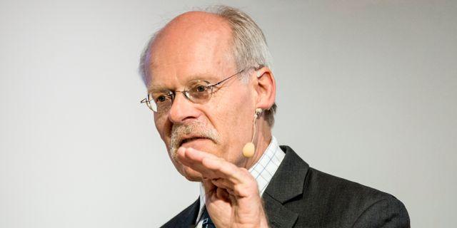 Arkivbild: Riksbankschefen Stefan Ingves.  Christine Olsson/TT / TT NYHETSBYRÅN