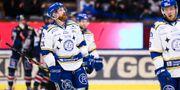 Leksands Mattias Ritola deppar efter Linköpings 2-1-mål. JOSEFINE LOFTENIUS / BILDBYRÅN