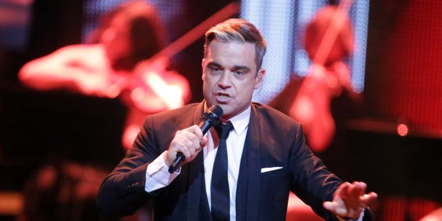 Robbie Williams.  Michael Kappeler / dpa