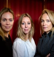 Sofia Wallenstam, Kristina Tjäder och Karin Söderlind JESSICA GOW / TT / TT NYHETSBYRÅN