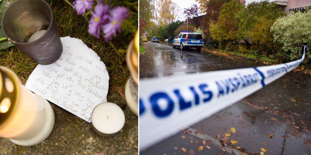 Dubbelmordet i Linköping 2004. TT