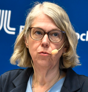 Marie Rotzén Östlund/Adam Alsing.  TT.