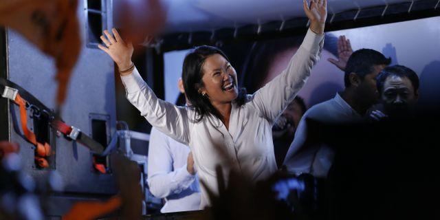 Fujimori segrade i peruvalet