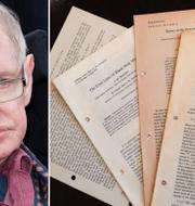 Stephen Hawking TT